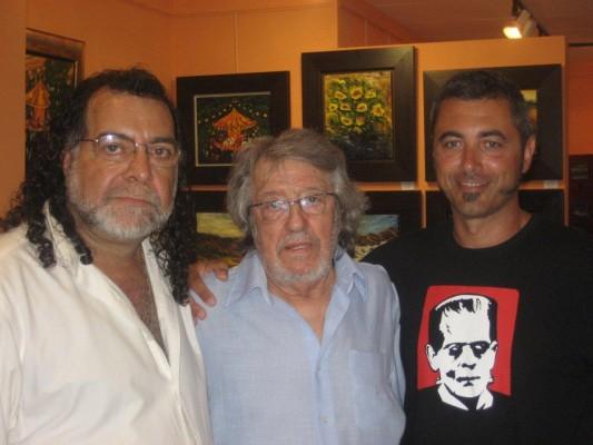 Blanco Grané, Joaquím Hidalgo i Gabriel Picart