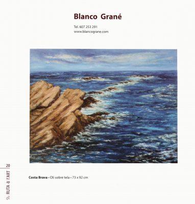 Blanco Grané al Catàleg de Ruta de l'Art