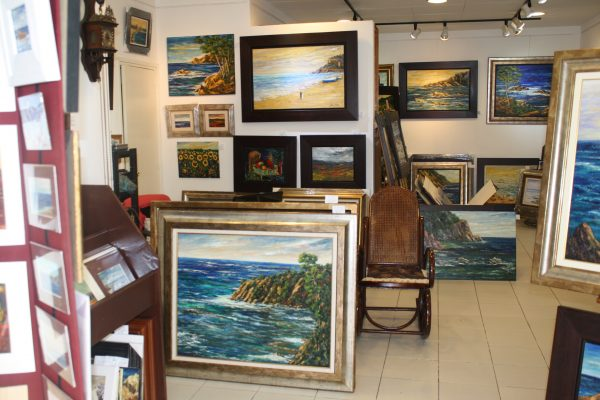 Art Gallery Blanco Grané