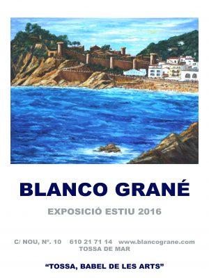 Tossa por Blanco Grané