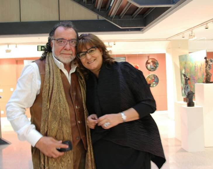 Blanco Grané amb Esther Tenedor