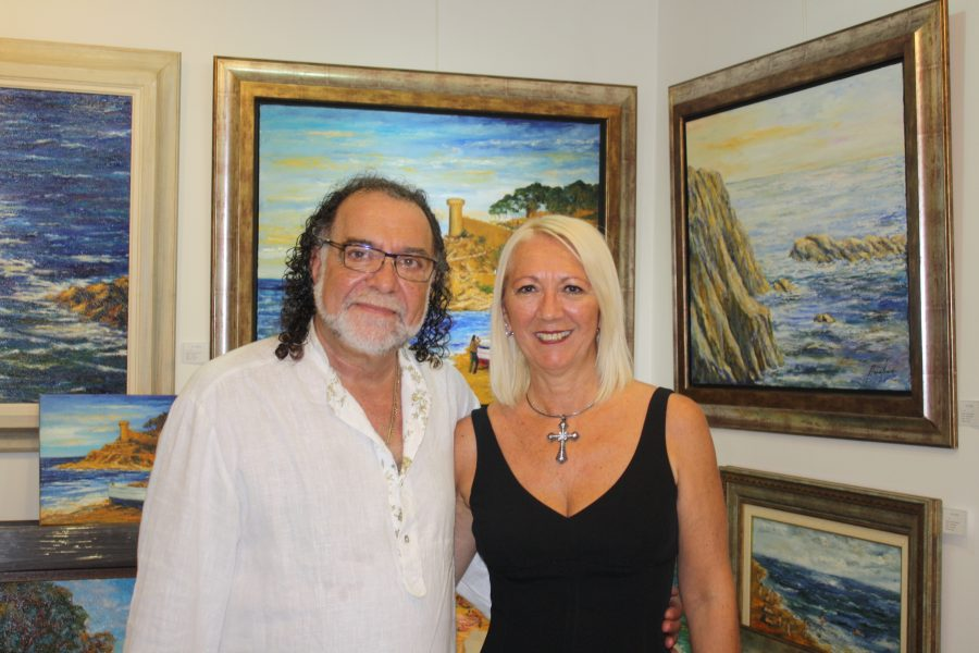 Blanco Grané a Art Gallery