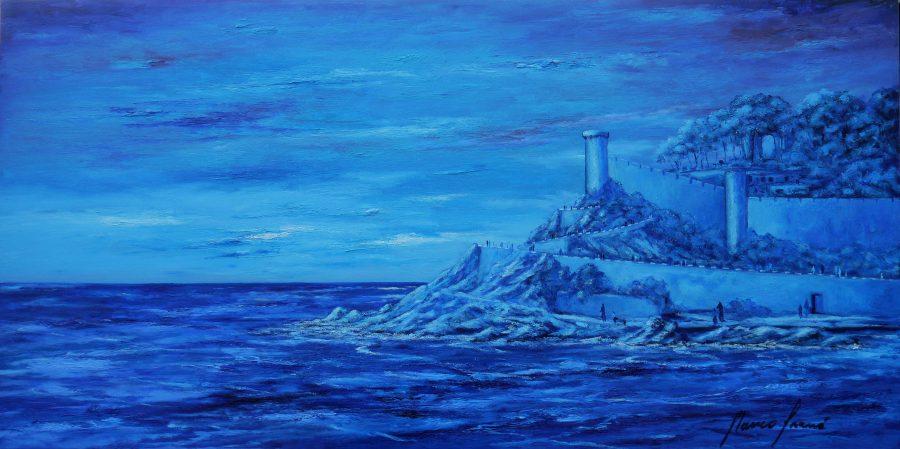 Paradís Blau, Tossa de Mar, por Blanco Grané