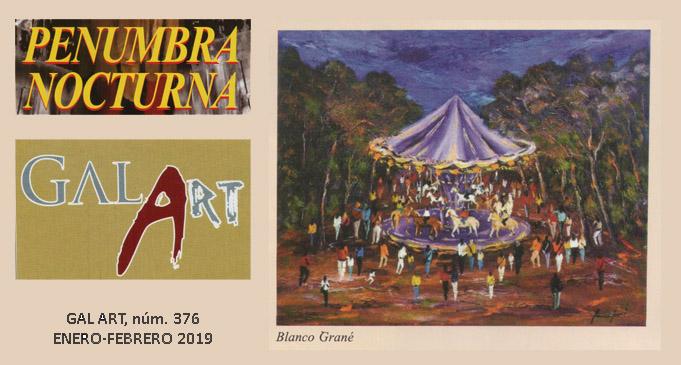 Carrusel de Blanco Grané a Gal Art